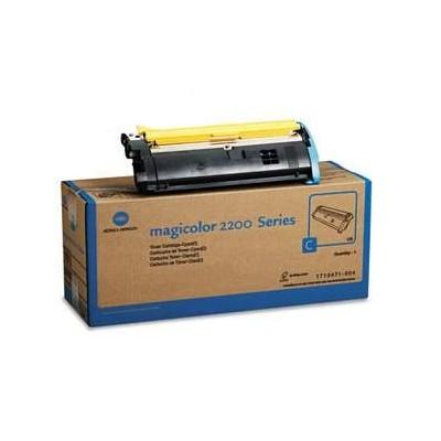 Konica-Minolta Cartridge MC2200 Cyan 4145703 (Alt:1710471-004)
