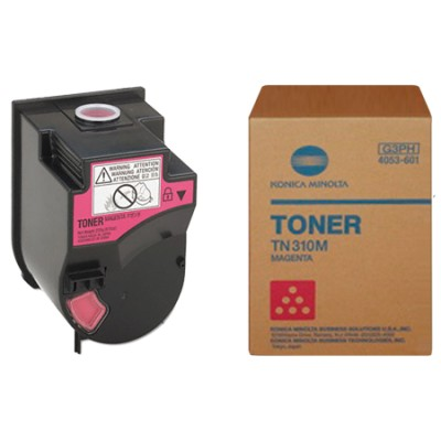 Konica-Minolta Toner TN-310 Magenta (4053603) Open box
