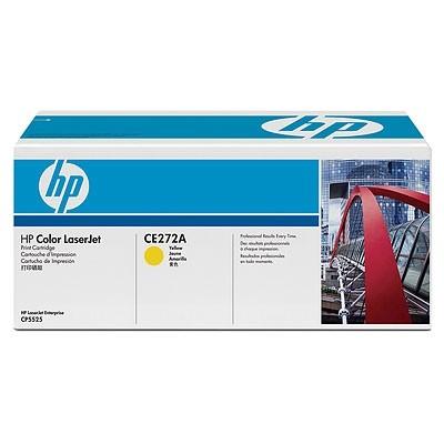 HP Cartridge No.650A Yellow 15K (CE272A) B grade