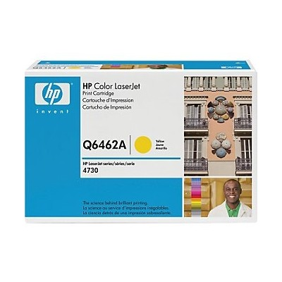HP Cartridge No.644A Yellow (Q6462A) B Grade