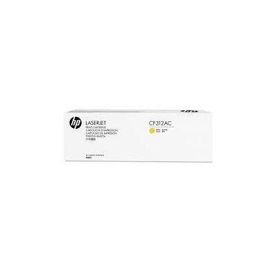 HP CONTRACT Cartridge No.826A Yellow (CF312AC)