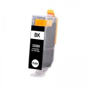 Tint Canon PGI-520BK Must, analoog