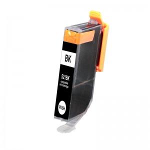 Tint Canon CLI-521BK Must, analoog