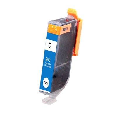 Чернила Canon CLI-521C Синий, аналог