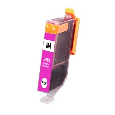 Чернила Canon CLI-521M Красный, аналог