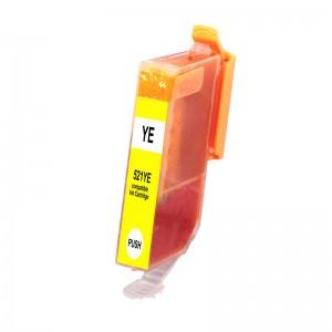 Tint Canon CLI-521Y Kollane, analoog