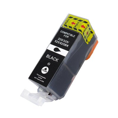 Tint Canon PGI-525BK Must, analoog