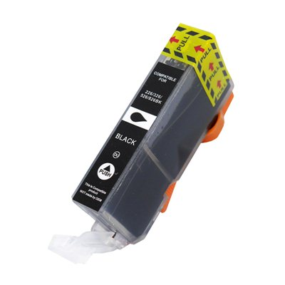 Tint Canon CLI-526BK Must, analoog