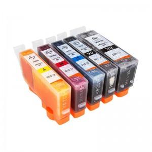 Tindikomplekt Canon CLI-526 CMYK 5-värvi, analoog