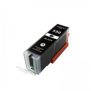 Tint Canon PGI-550BK XL Must, analoog