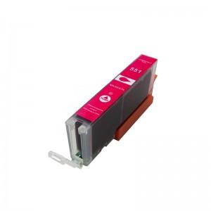 Tint Canon CLI-551M XL Punane, analoog