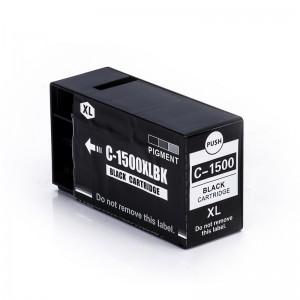 Tint Canon PGI-1500 XL Must, analoog