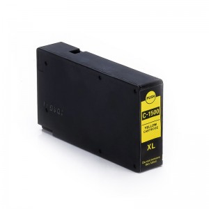 Tint Canon PGI-1500 XL Kollane, analoog