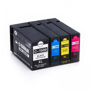 Tint Canon PGI-1500 XL Komplekt, analoog