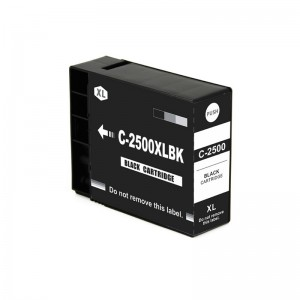 Tint Canon PGI-2500 XL Must, analoog