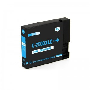Tint Canon PGI-2500 XL Sinine, analoog