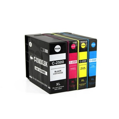 Tint Canon PGI-2500 XL Komplekt, analoog
