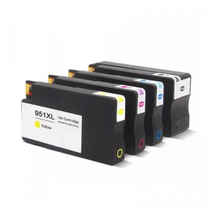 Комплект чернил 950XL + 951XL 4-цвета, аналог
