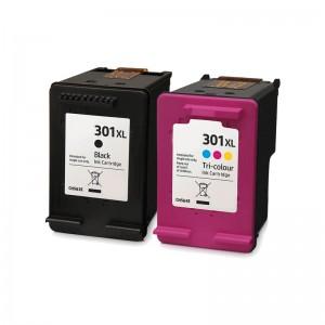 Комплект чернил HP 301XL 4-цвета, аналог