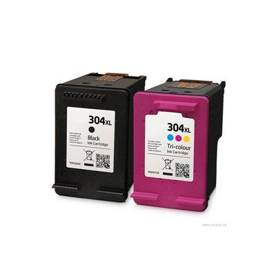 Комплект чернил HP 304XL 4-цвета, аналог