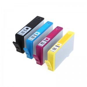 Tindikomplekt HP 364XL 4-värvi, analoog