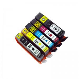 Tindikomplekt HP 364XL 5-värvi, analoog