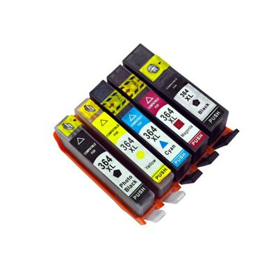 Комплект чернил HP 364XL 5-цветов, аналог