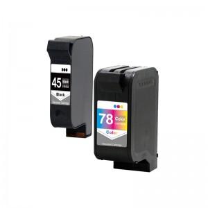 Tindikomplekt HP 45 + 78 TriColor 4-värvi, analoog