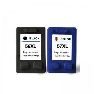 Комплект чернил HP 56+57 4-цвета, аналог