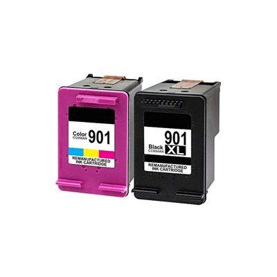 Комплект чернил HP 901XL 4-цвета, аналог