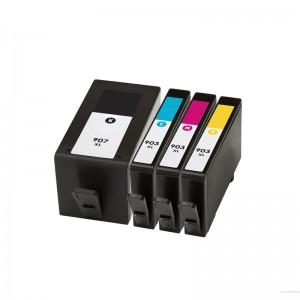 Tindikomplekt HP 907XL + 903XL 4-värvi, analoog