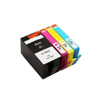 Tindikomplekt HP 920XL 4-värvi, analoog