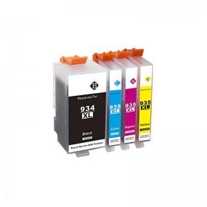 Tindikomplekt HP 934XL + 935XL 4-värvi, analoog