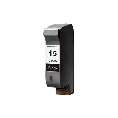 Чернила HP 15 Чёрный, аналог