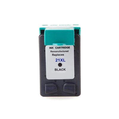 Чернила HP 21XL Чёрный, аналог