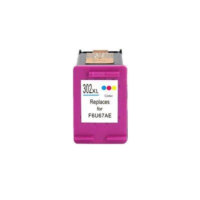 Tint HP 302XL TriColor, analoog