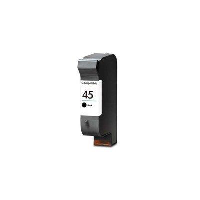 Чернила HP 45 Чёрный, аналог