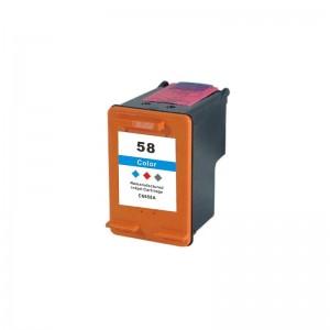 Tint HP 58 Foto, analoog