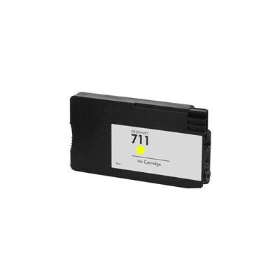 Tint HP 711 Kollane, analoog