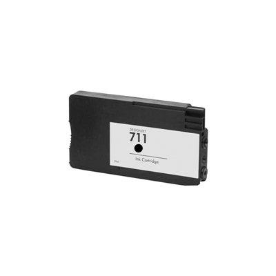 Чернила HP 711XL Чёрный, аналог