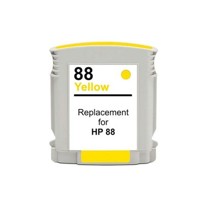 Чернила HP 88XL Жёлтый, аналог