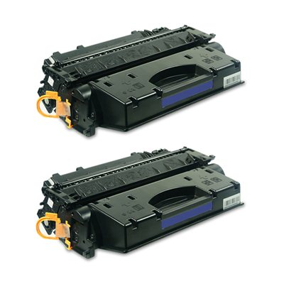Tooner HP 05X / CE505X Komplekt 2 tk, analoog