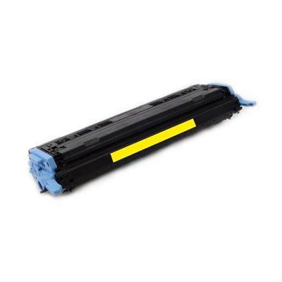 Картридж HP 124A / Q6002A Желтый, совместимый