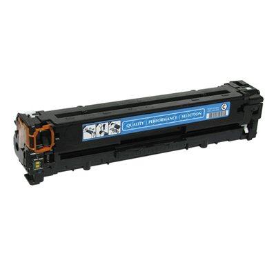 Картридж HP 125A / CB541A Синий, совместимый