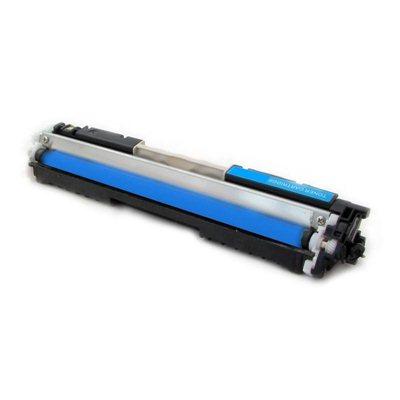 Картридж HP 126A / CE311A Синий, совместимый