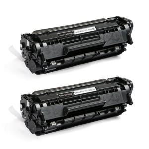 Tooner HP 12A / Q2612A Komplekt 2 tk, analoog