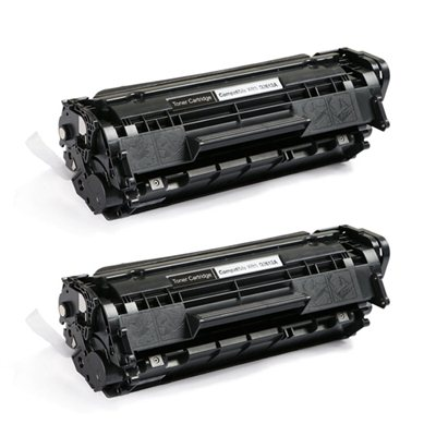 Tooner HP 12X / Q2612X Komplekt 2 tk, analoog
