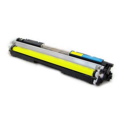 Картридж HP 130A / CF352A Желтый, совместимый