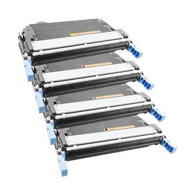 Tooner HP 502A / Q6470A Komplekt, analoog