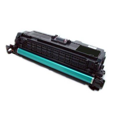 Картридж HP 504A / CE250A Черный, совместимый